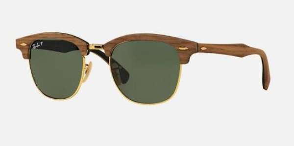 0ef446cf589c Ray Ban Clubmaster Wood India